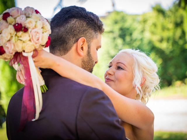 Il matrimonio di Fabrizio e Monika a Formigine, Modena 35