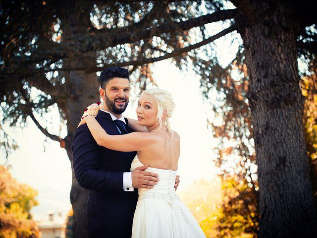 Il matrimonio di Fabrizio e Monika a Formigine, Modena 37