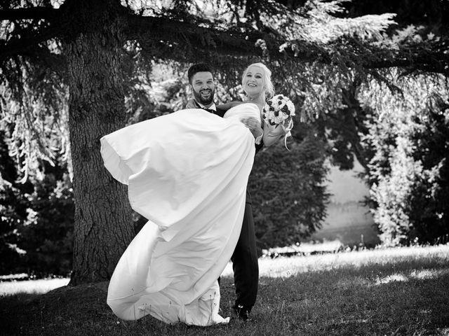 Il matrimonio di Fabrizio e Monika a Formigine, Modena 39