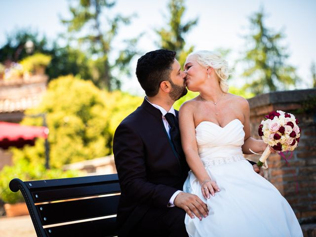 Il matrimonio di Fabrizio e Monika a Formigine, Modena 42