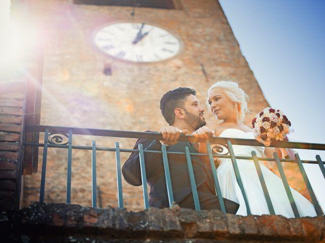 Le nozze di Monika e Fabrizio