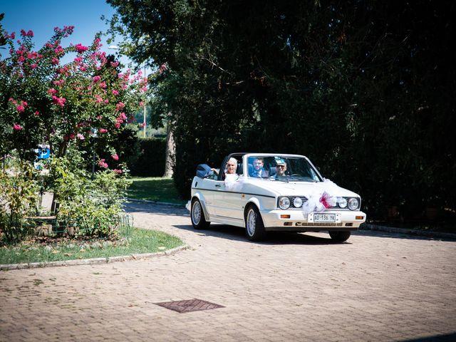 Il matrimonio di Fabrizio e Monika a Formigine, Modena 43