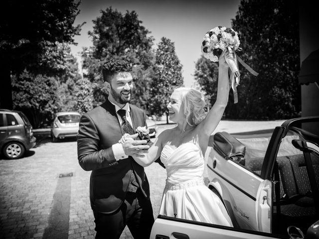 Il matrimonio di Fabrizio e Monika a Formigine, Modena 44