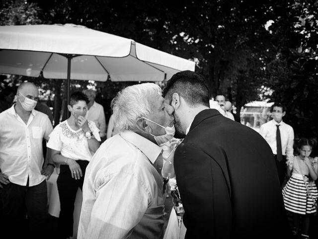 Il matrimonio di Fabrizio e Monika a Formigine, Modena 48