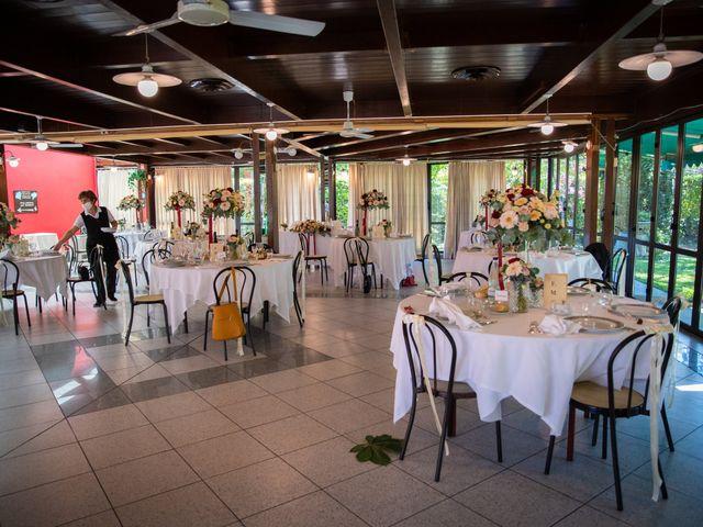 Il matrimonio di Fabrizio e Monika a Formigine, Modena 49