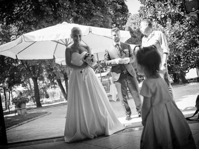 Il matrimonio di Fabrizio e Monika a Formigine, Modena 53