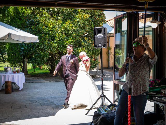 Il matrimonio di Fabrizio e Monika a Formigine, Modena 55
