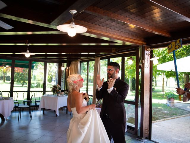 Il matrimonio di Fabrizio e Monika a Formigine, Modena 56