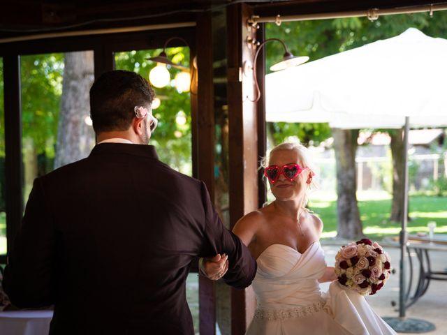 Il matrimonio di Fabrizio e Monika a Formigine, Modena 58