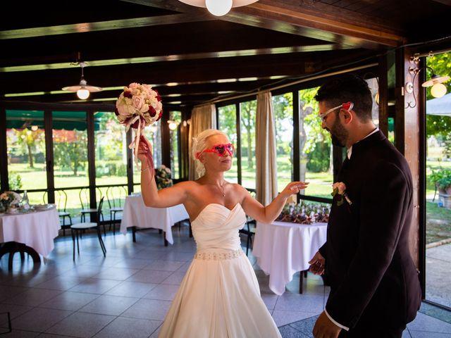 Il matrimonio di Fabrizio e Monika a Formigine, Modena 59