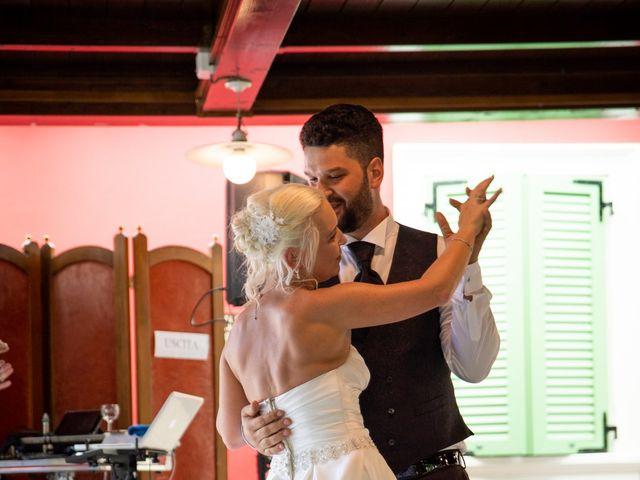 Il matrimonio di Fabrizio e Monika a Formigine, Modena 62