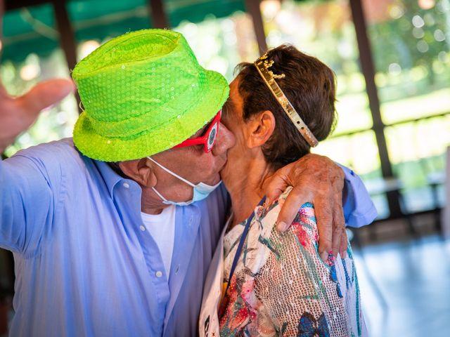 Il matrimonio di Fabrizio e Monika a Formigine, Modena 69