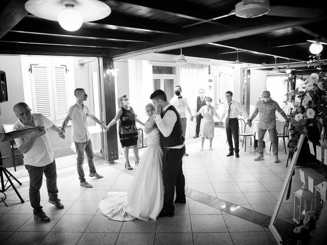 Il matrimonio di Fabrizio e Monika a Formigine, Modena 70