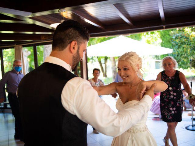 Il matrimonio di Fabrizio e Monika a Formigine, Modena 71