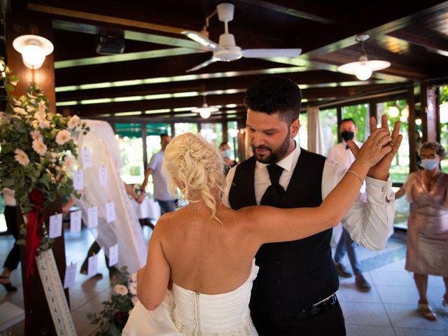 Il matrimonio di Fabrizio e Monika a Formigine, Modena 72