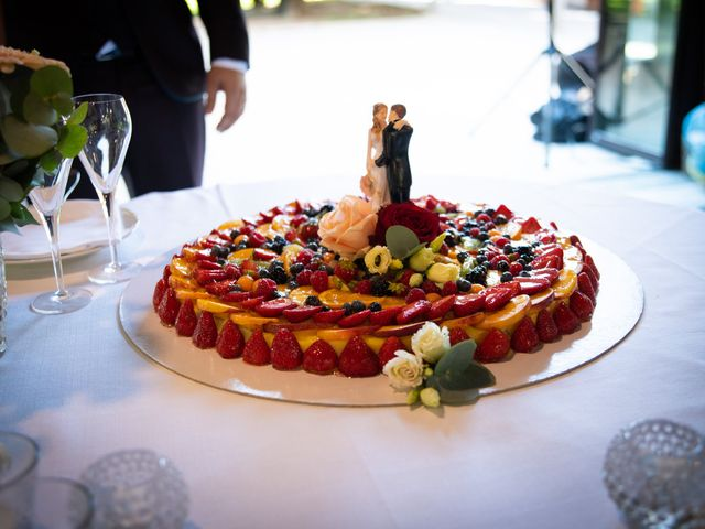 Il matrimonio di Fabrizio e Monika a Formigine, Modena 74