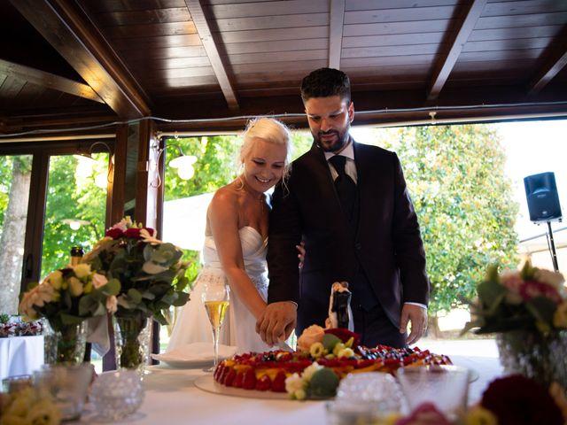 Il matrimonio di Fabrizio e Monika a Formigine, Modena 75