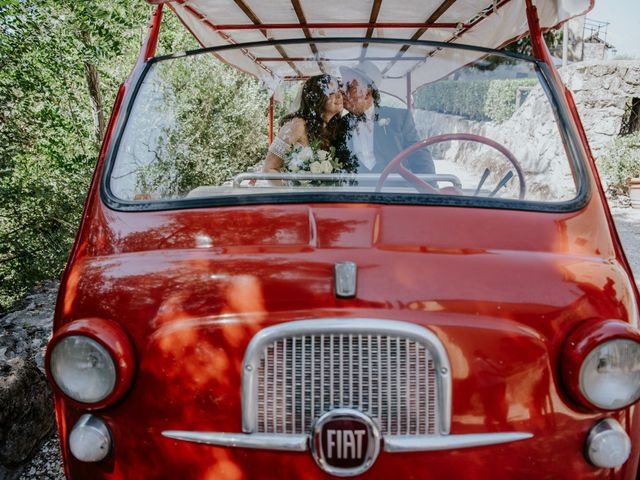 Il matrimonio di Emma e Thomas a Roma, Roma 51