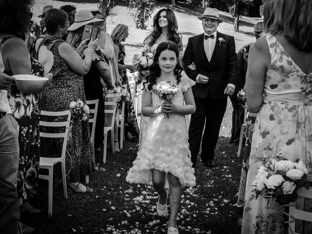 Il matrimonio di Emma e Thomas a Roma, Roma 58