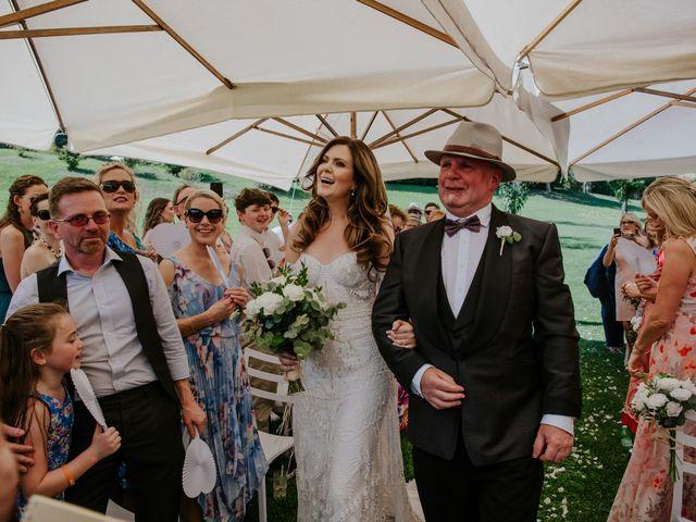 Il matrimonio di Emma e Thomas a Roma, Roma 59