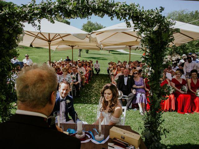 Il matrimonio di Emma e Thomas a Roma, Roma 70