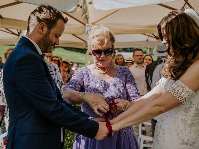 Il matrimonio di Emma e Thomas a Roma, Roma 71