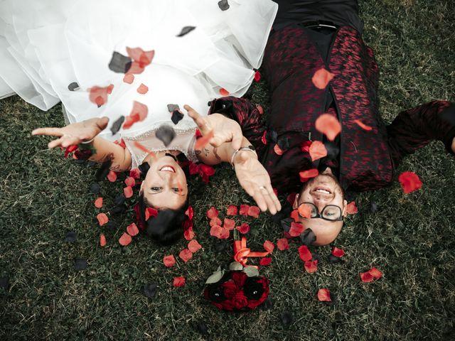 Le nozze di Luisa e Giovanni