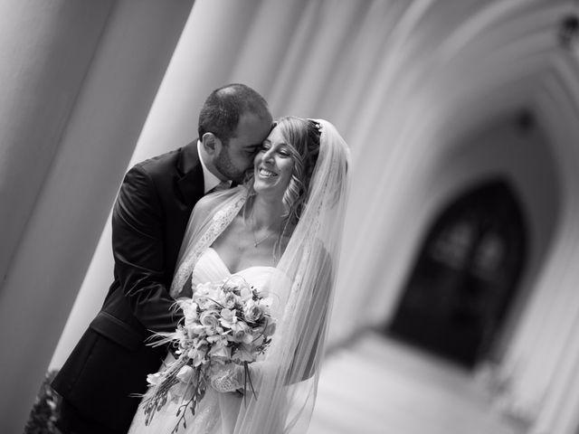 Le nozze di Fabiana e Diego
