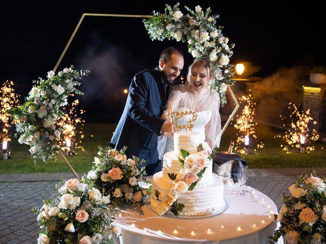 Le nozze di Arianna e Fausto