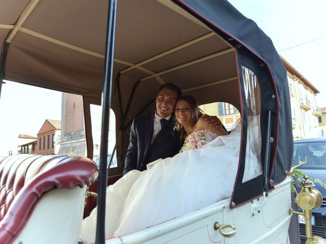 Il matrimonio di Andrea e Giulia a Mantova, Mantova 21