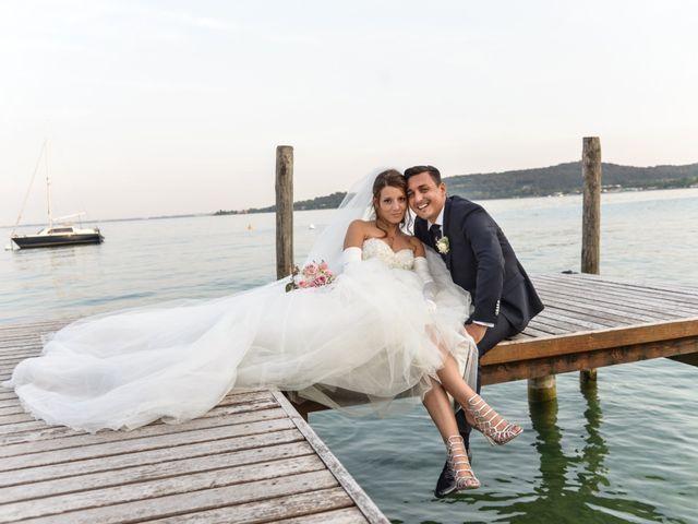 Il matrimonio di Andrea e Giulia a Mantova, Mantova 28