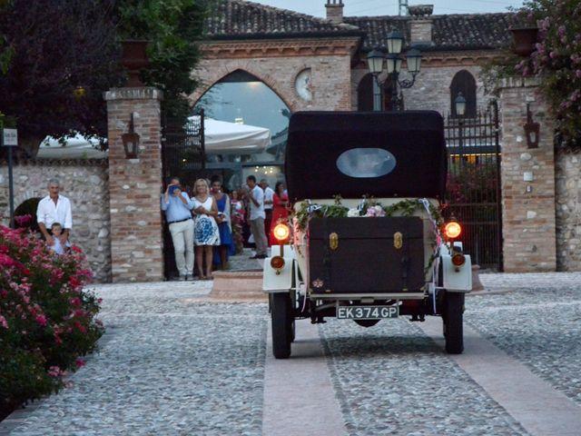 Il matrimonio di Andrea e Giulia a Mantova, Mantova 34