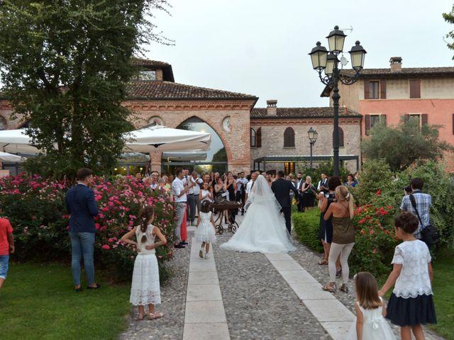 Il matrimonio di Andrea e Giulia a Mantova, Mantova 35