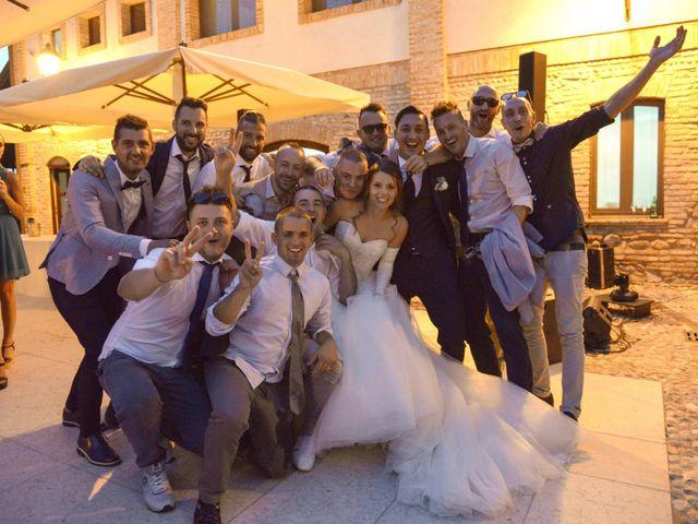 Il matrimonio di Andrea e Giulia a Mantova, Mantova 43