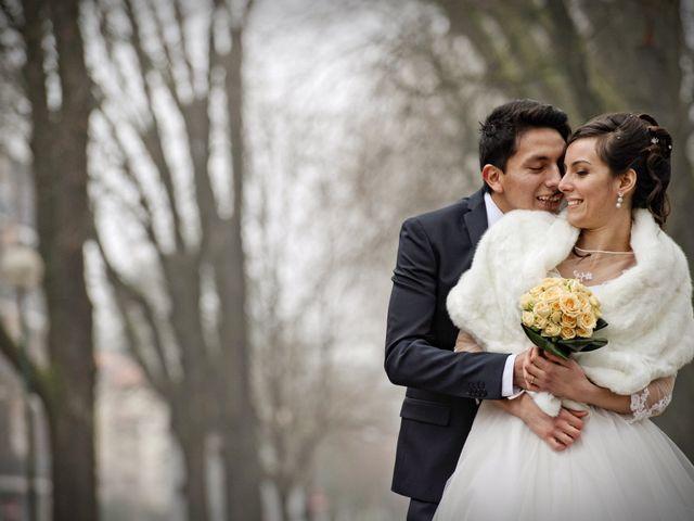 Le nozze di Rossella e Juan