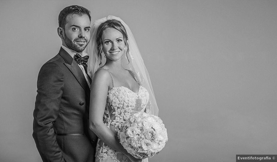 Il matrimonio di Antonio e Ruth a Barletta, Bari
