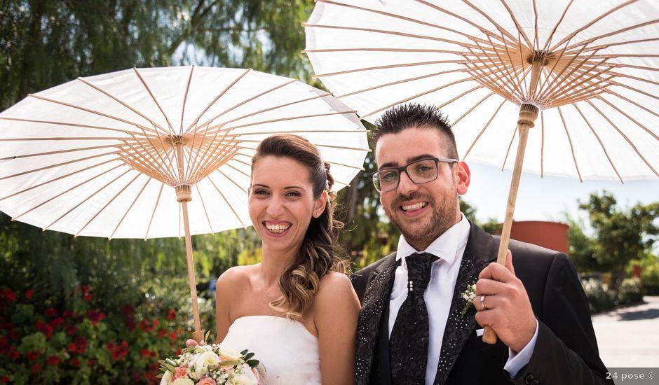 Il matrimonio di Riccardo e Manuela a Pianella, Pescara