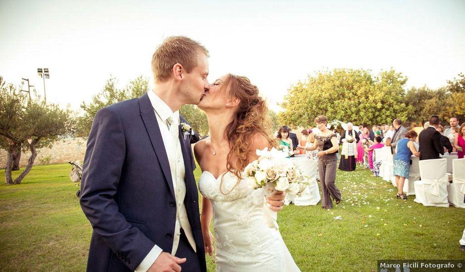 Il matrimonio di Matthew e Melinda a Ragusa, Ragusa