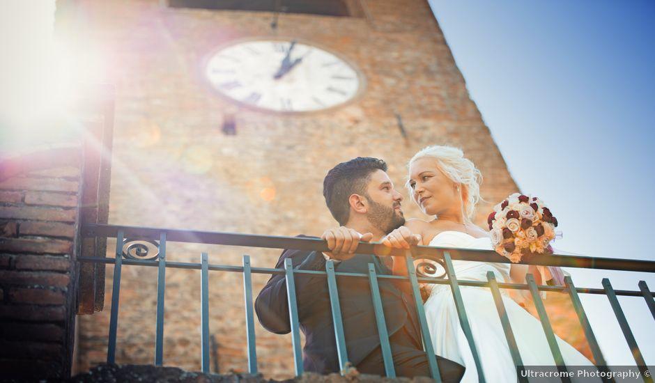 Il matrimonio di Fabrizio e Monika a Formigine, Modena