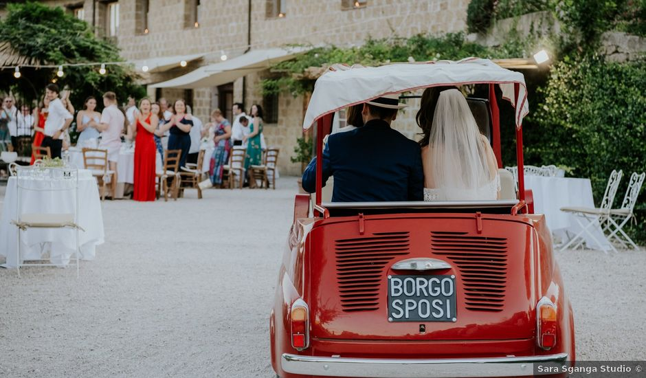 Il matrimonio di Emma e Thomas a Roma, Roma