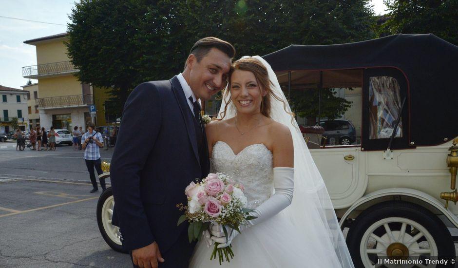Il matrimonio di Andrea e Giulia a Mantova, Mantova