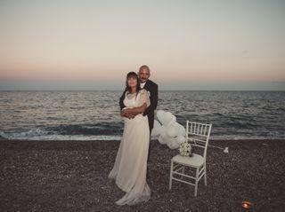 Le nozze di Daniela e Claudio