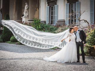 Le nozze di Samantha e Giuliano