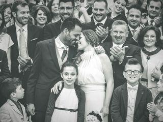 Le nozze di Mirella e Giorgio