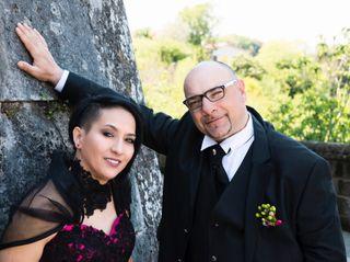 Le nozze di Marisol e Roberto