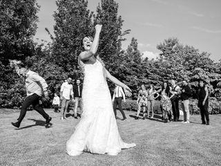 Le nozze di Erika e Christian 1