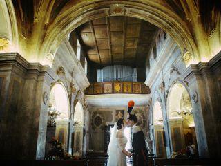 Le nozze di Liliana e Andrea