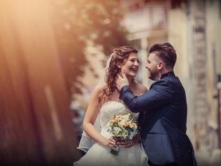 Le nozze di Fabiana e Davide