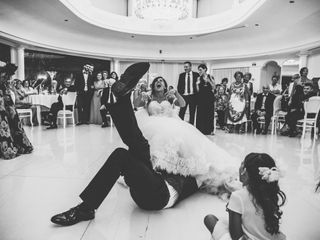 Le nozze di Marcela e Giuseppe