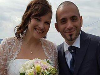 Le nozze di Sara e Angelo